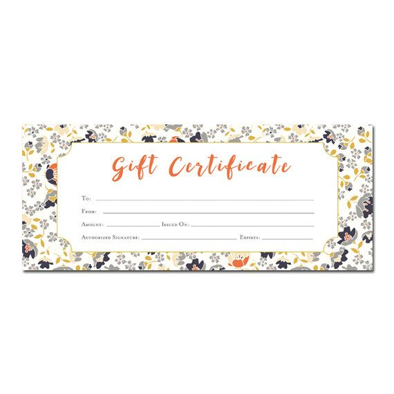 Wine Gift Certificate Template Free Image Collections Blank Gift  Certificates Gift Certificate Templates Blank Gift Certificate  Cute Gift Certificate Template