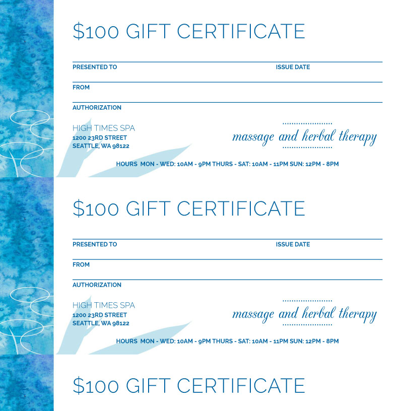 charity-Spa-Blue-iMenuPro-Gift-Certificate-design