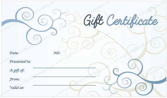 blue-floral-design-gift-certificate-template