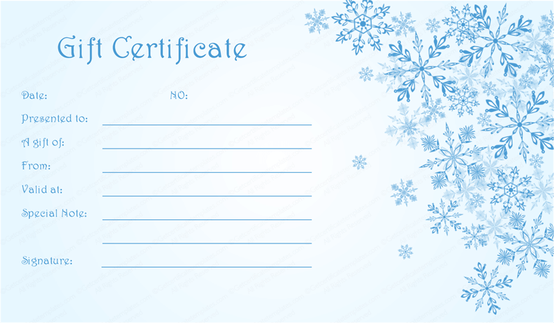 blue-snowflake-christmas-gift-certificate-template-pdf