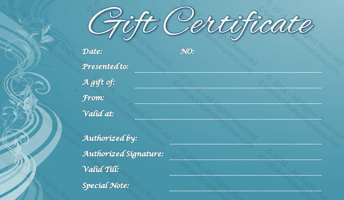 blue-gift-certificates/pretty-blue-gift-certificate-template
