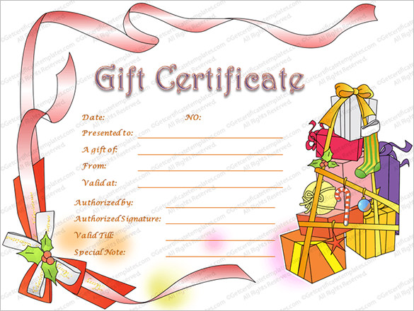 editable-free-christmas-hampers-gift-certificate-template
