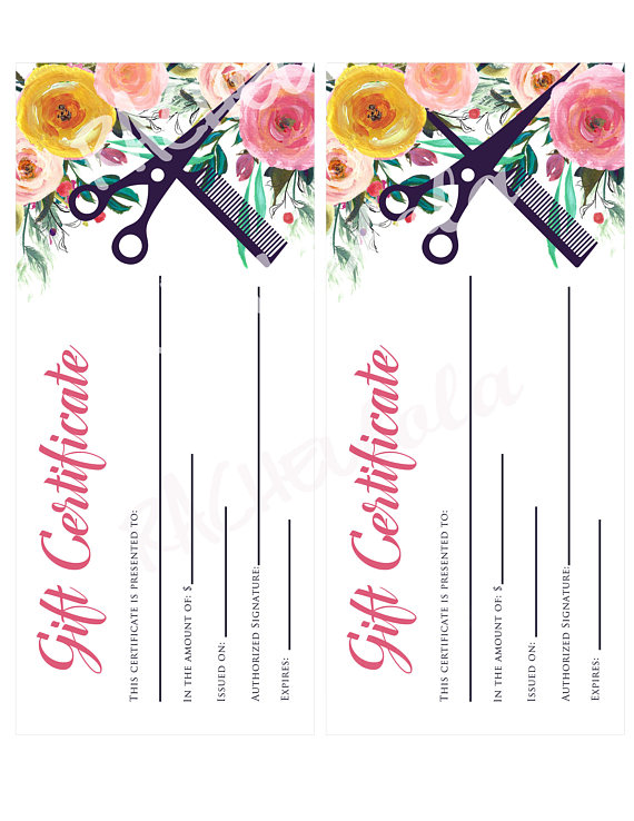 hair-salon-watercolor-floral-printable-gift-certificate-template-spring-hair-stylist-gift-voucher