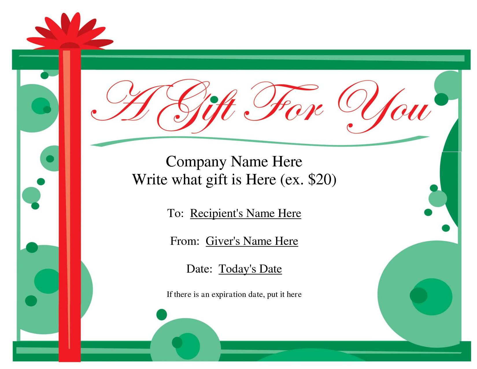 holiday-gift-certificate-template
