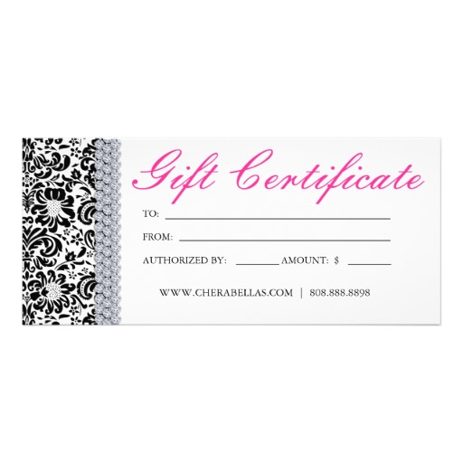 Salon Gift Certificate Template from giftcertificatesdesigns.com